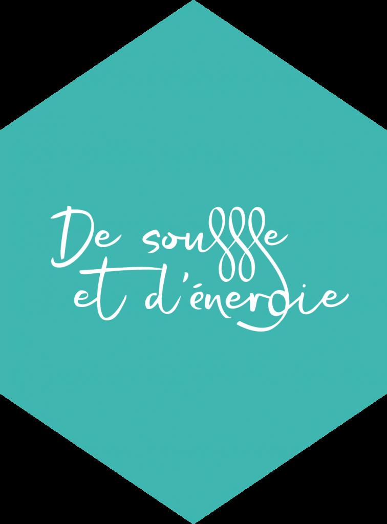 YLOS - Référence - Logo De souffle et d'énergie