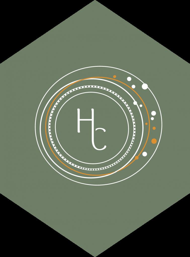 YLOS - Référence - Logo Hildegarde Cosm