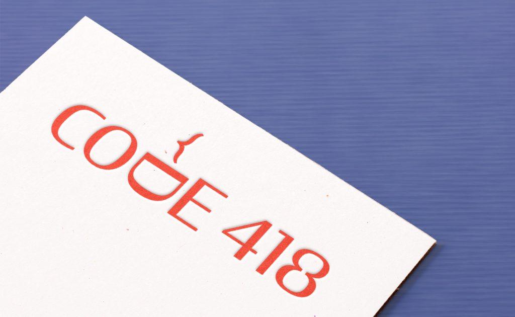 YLOS - Logo de Code 418