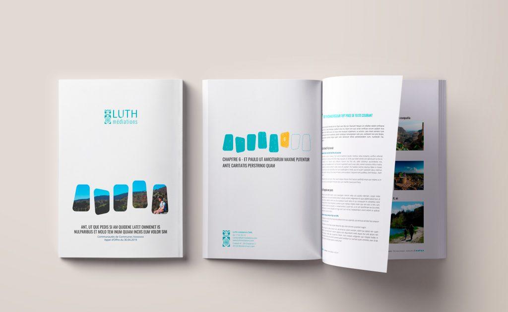 YLOS - Gabarit dossier d'études pour Luth Médiations